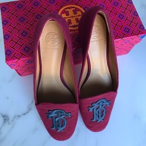 Antonia Monogram Loafer